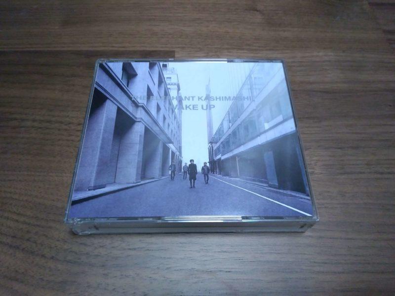 エレファントカシマシのアルバム「WAKE UP」のジャケット写真