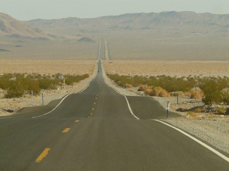 「運び屋」の道路の画像
