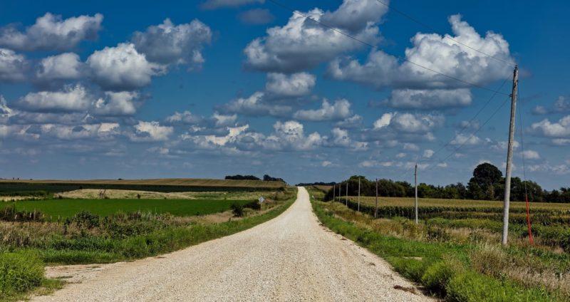 アイオワ州の風景写真